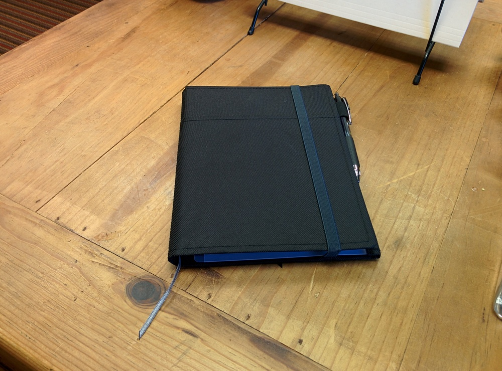 Kokuyo Systemic Refillable Notebook Cover   An Amphigory